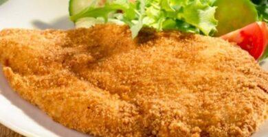 pechugas de pollo empanizadas