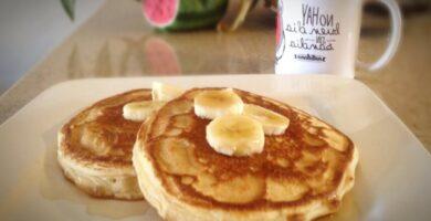pancakes de proteina