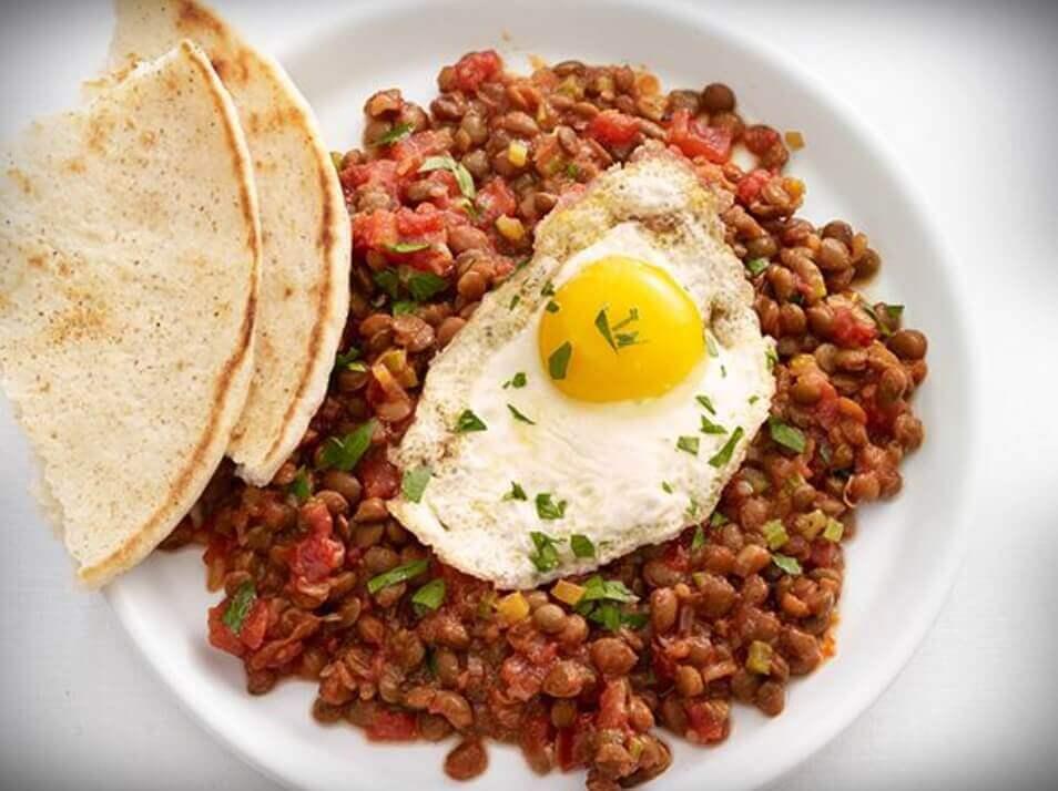 receta-de-lentejas-con-huevo
